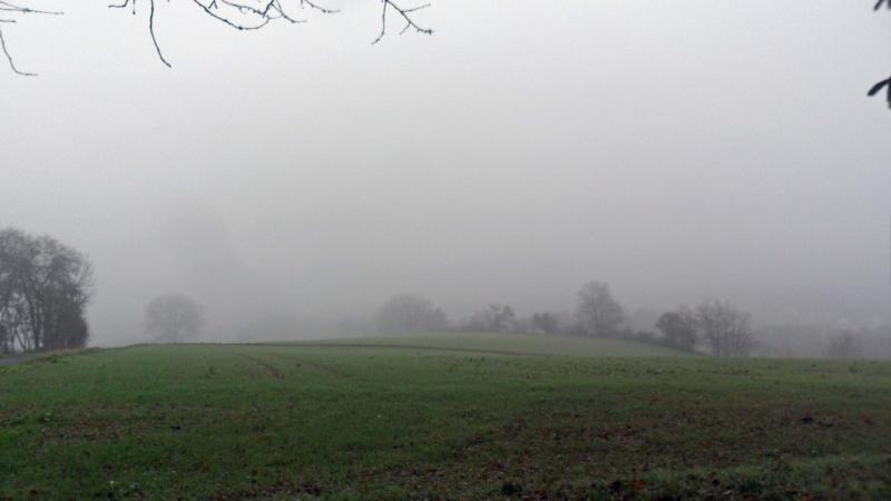 Nebel über Wetzlar