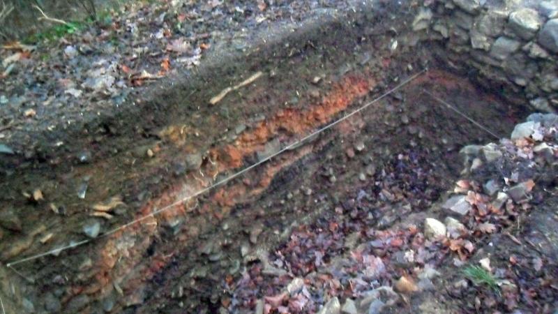 Neue Ausgrabungen am Kalsmunt