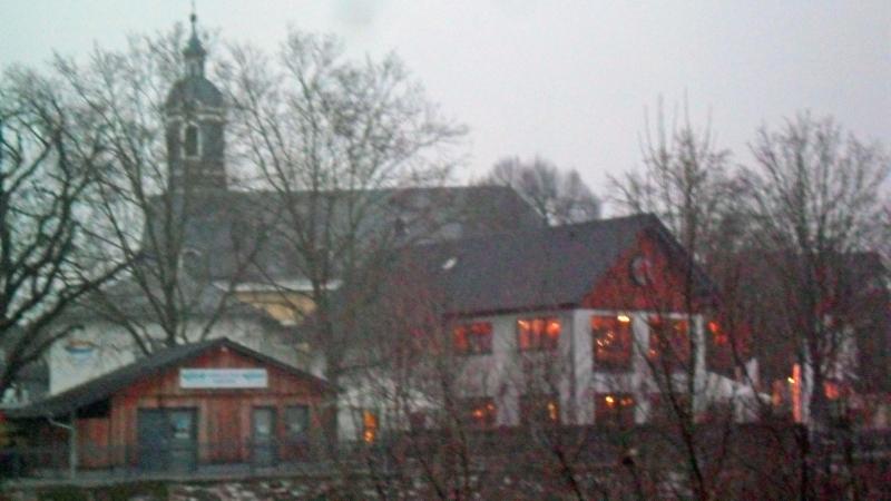 Hospitalkirche mit Paulaner