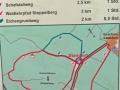 Wanderwege rund um den Stoppenberg