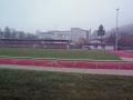 Blick vom Stadion zu Leica