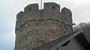 Der Stadtturm in Balduinstein