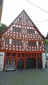 Das Rathaus von Weinähr