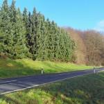 Zwischen Hasselbach und Odersbach
