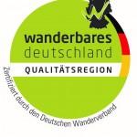 Wanderbares Deutschland zertifiziert Regionen und Wege