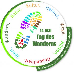 Am 14. Mai geh' ich gesundheitswandern mit der Weilburger Wanderschule :-)