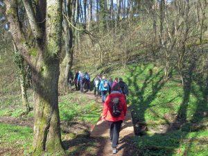Überbelastung beim Wandern vermeiden rät der Sportarzt