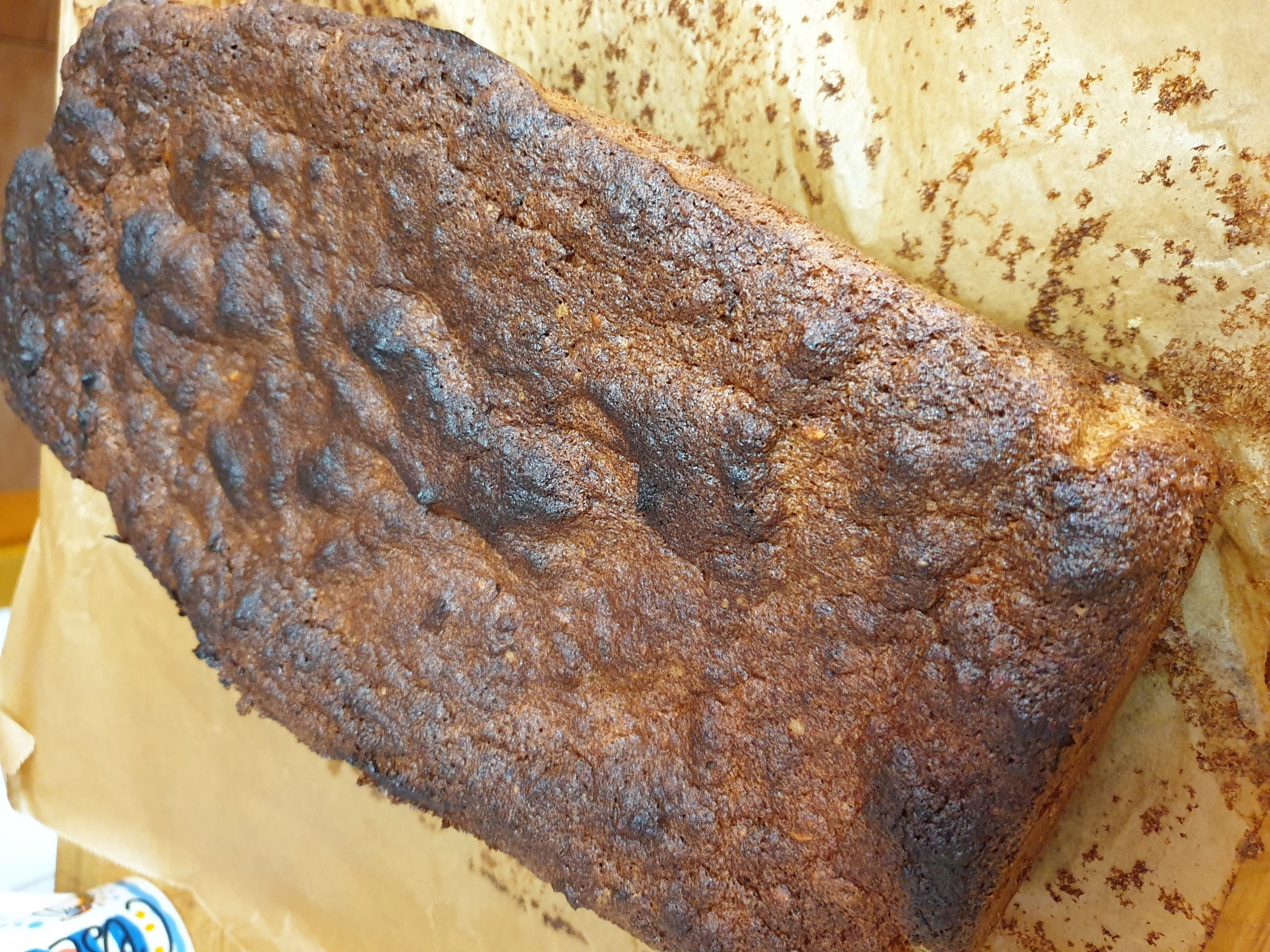 Wander-Küche: Möhren-Nuss-Kuchen